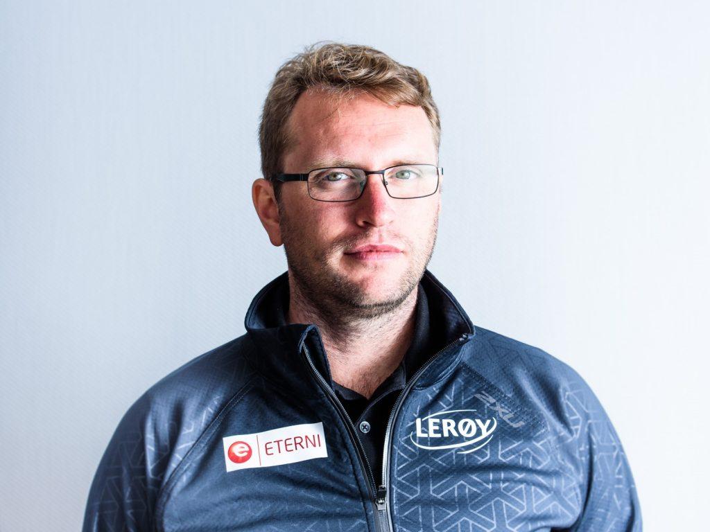Bjarne Rykkje, landsslagssjef (Foto: Skøyteforbundet)