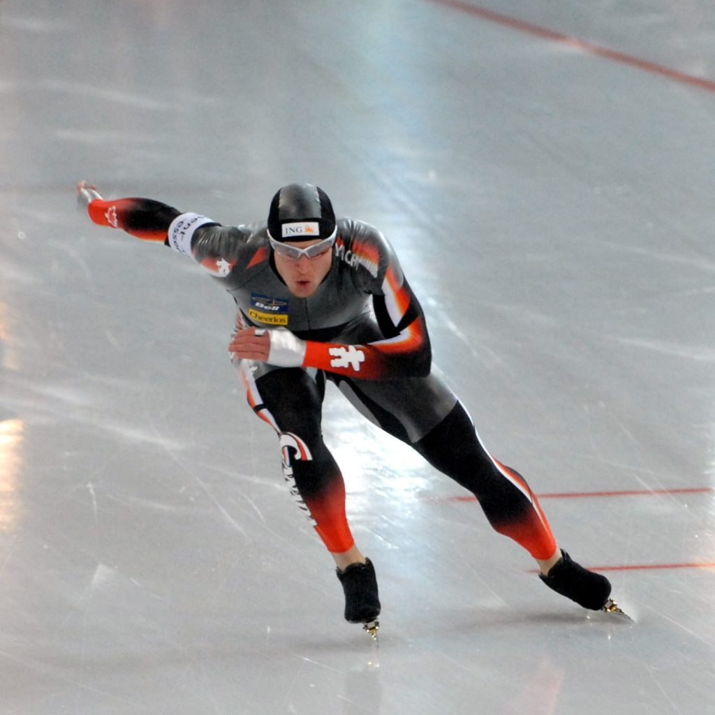Bilde av Jeremy Wotherspoon, 500 m, Hamar 2008