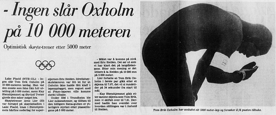 Faksimile Stavanger Aftenblad 18.02.1980.