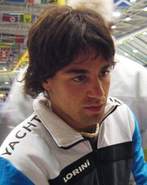 Bilde av José Ignacio Fazio under verdenscupen i Heerenveen i november 2006. (Kilde: Wikimedia Commons)