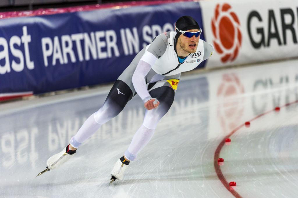 Den tyske skøyteløperen Patrick Beckert.