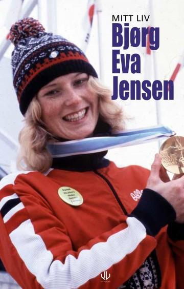 """Bilde av forsiden til boka """"Mitt Liv - Bjørg Eva Jensen"""""""